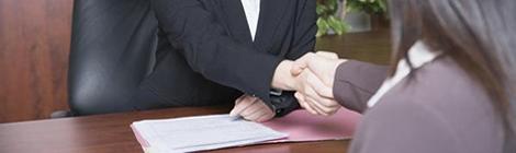 Meeting Recruiters - The Perfect Handshake