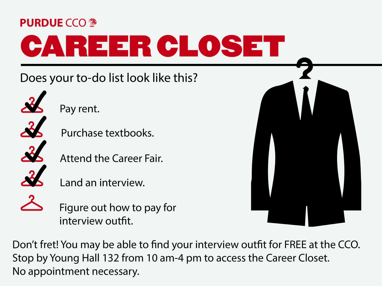 Career_closet_marqueeNEW 01  Purdue Cco Resume