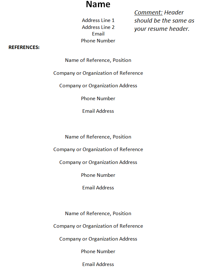 how to create a references page purdue cco blog