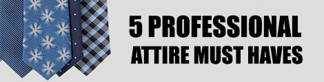5 Professional Attire Must Haves